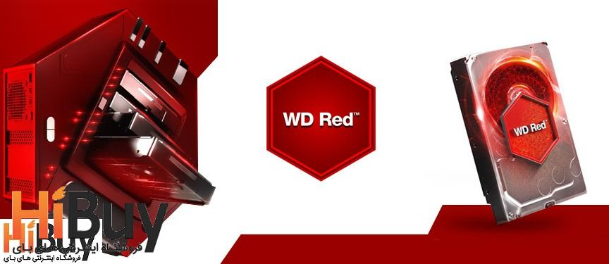 Red WD60EFRX